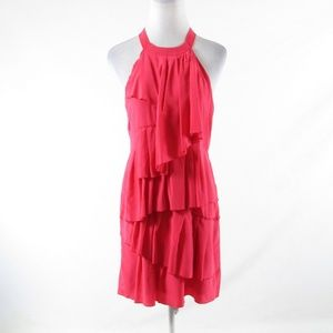 BCBGMaxazria red/pink dress